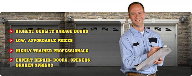 Dayton Overhead Garage Door Repair
