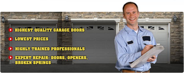 Clayton Garage Door Repair